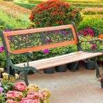 Unique Outdoor Garden Benches Ideas Bench