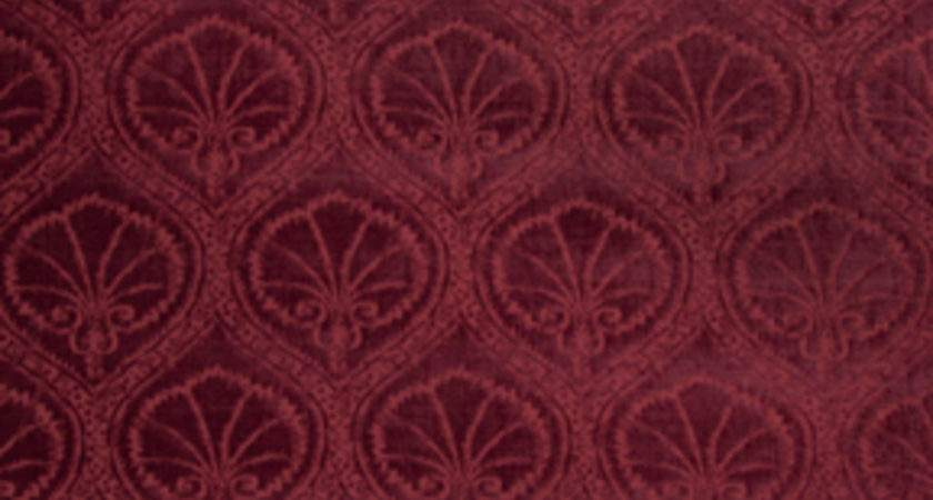 Upholstery Fabric Eaton Square Eloise Moroccan Red