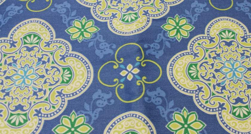 Upholstery Fabric Home Decor Moroccan End