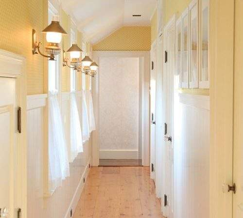 Upstairs Hall Home Design Ideas Remodel Decor