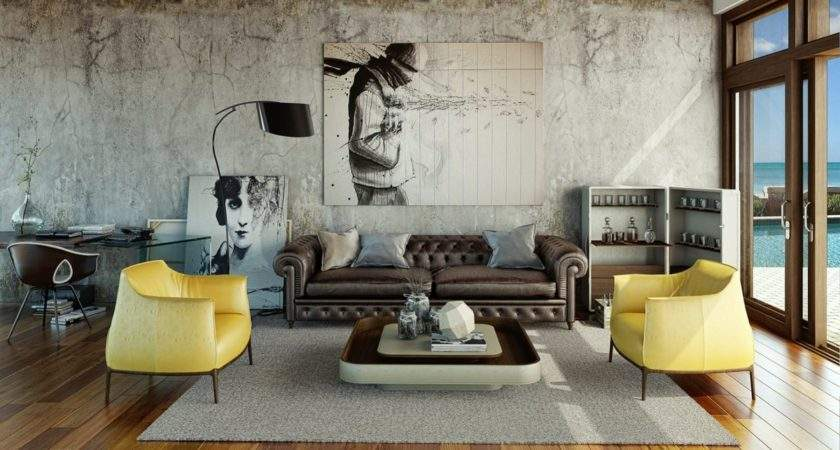 Urban Interior Design Ideas