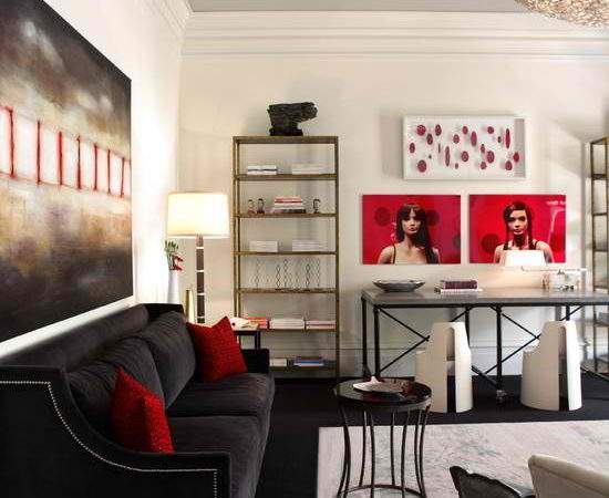 Urban Living Room Decorating Ideas