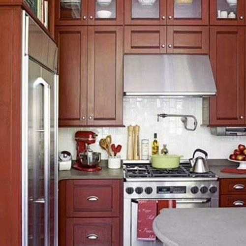 Useful Tricks Maximize Space Your Small Kitchen