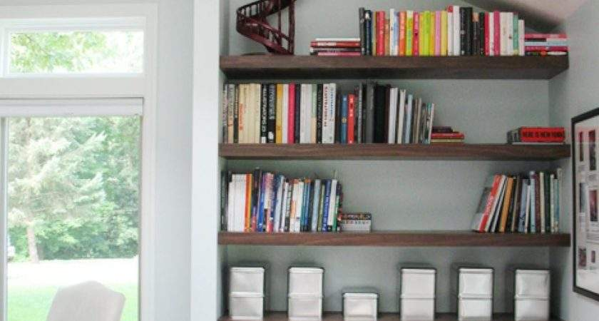 Utilize Spaces Creative Shelves Hgtv