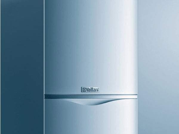 Vaillant Tankless Water Heater Cover Replace