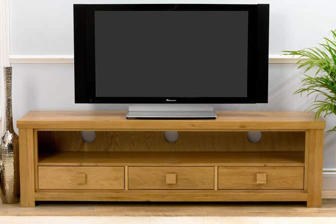 Valencia Solid Oak Drawer Unit Next Day Delivery