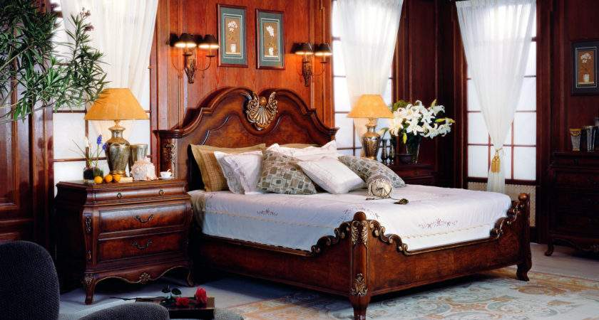 Valois Formal Bedroom Collection Furniture