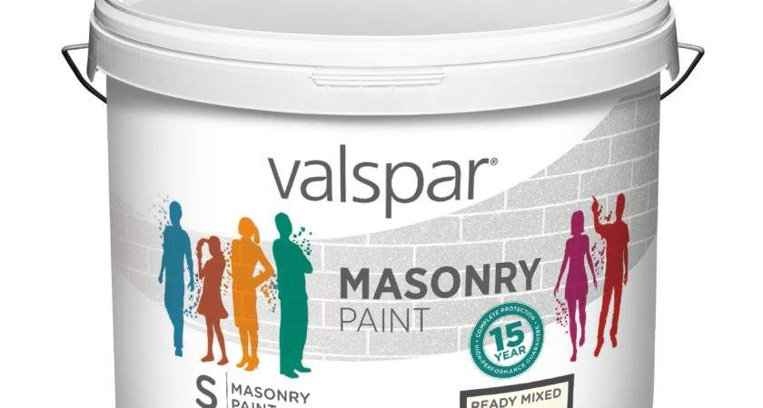 Valspar Magnolia Smooth Masonry Paint Departments