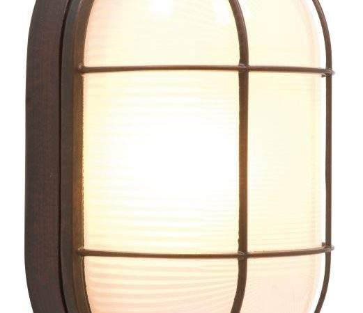 Vema Outdoor Wall Light Brushed Bronze Effect