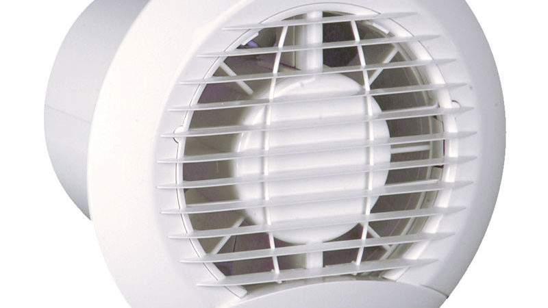 Vent Axia Eclipse Extractor Fan Back Draught