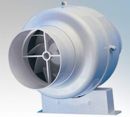Ventilation Cfd Inch Inline Extractor Fan Timer
