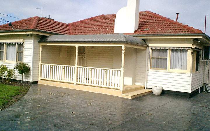 Veranda Verandah Designs Plans Building Ideas