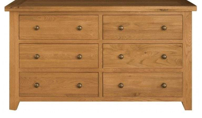Vermont Drawer Wide Chest Drawers Hollygrove
