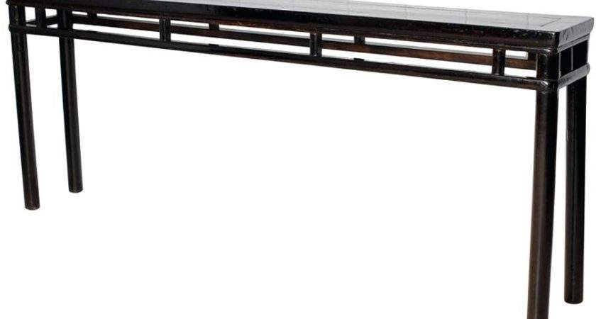 Very Narrow Console Table Thelt