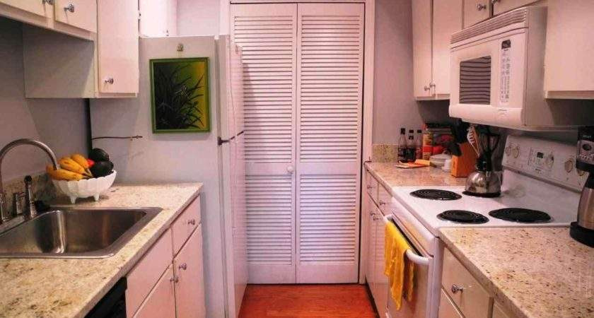 Very Small Galley Kitchen Layout Deductour