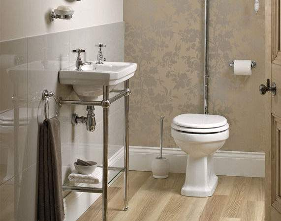 Victorian Cloakroom Basin Stand Bathstore