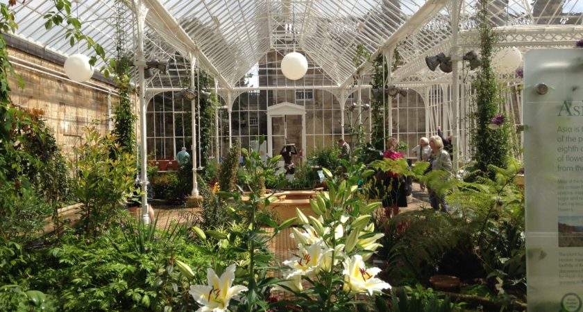 Victorian Conservatory Wentworth Castle