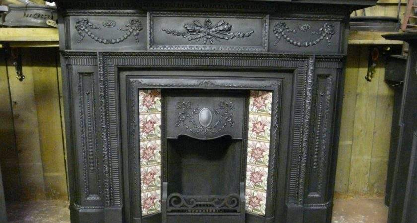 Victorian Fire Surround Old Fireplaces