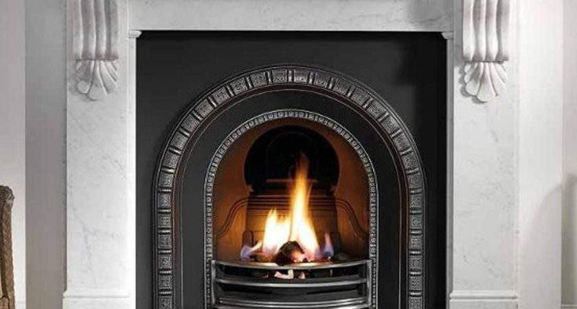 Victorian Style Kingston Fireplace Includes