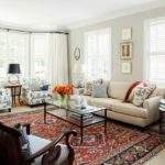 Vidal Living Room Interior Design Traditional