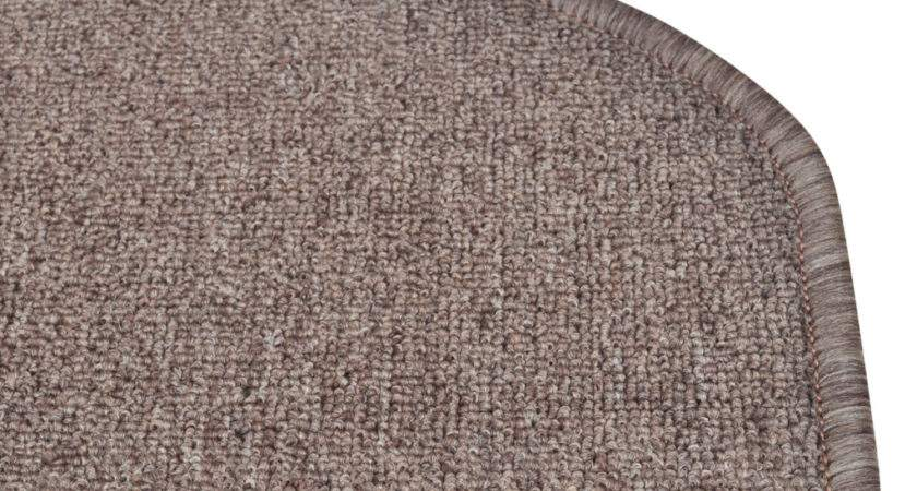 Vidaxl Brown Stair Carpet Pcs