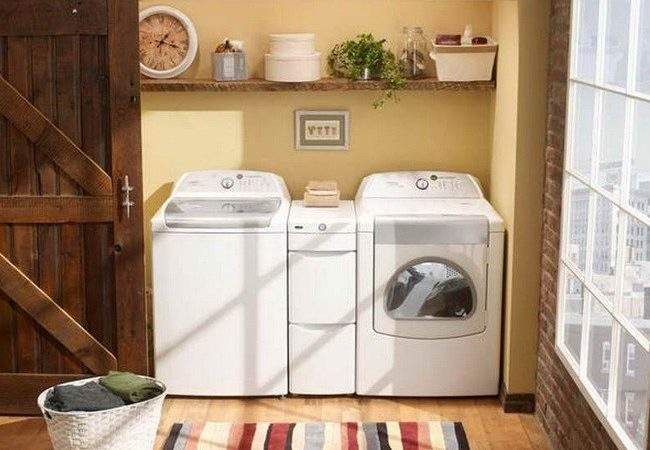Vintage Laundry Room Decor Ideas Freshen Your Rooms