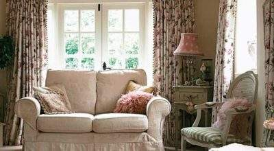 Vintage Living Room Housetohome