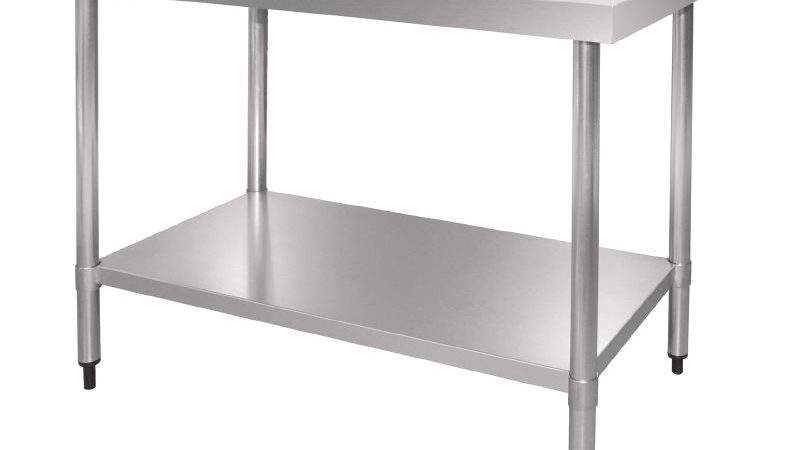 Vogue Table Stainless Steel Work Surface Food Preparation