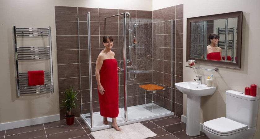 Walk Showers Easy Access Premier Care Bathing