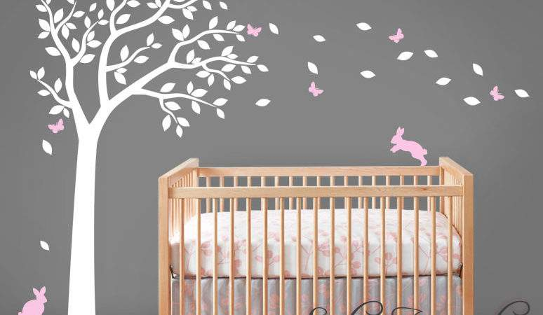 Wall Decal Nursery Decals Tree Adorable