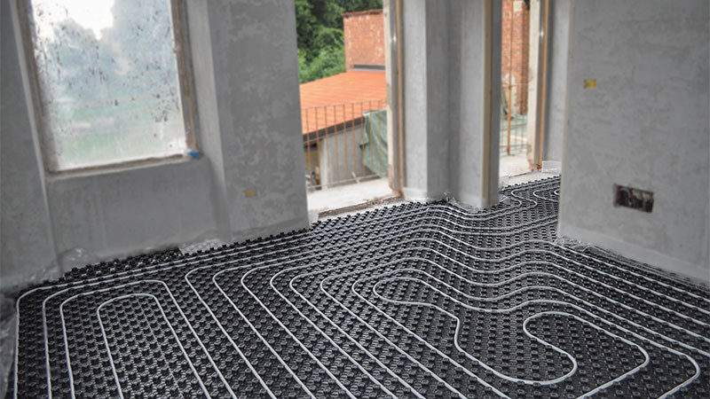 Water Underfloor Heating Systems Warmup