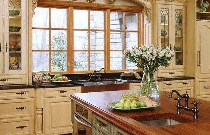 Ways Create French Country Kitchen