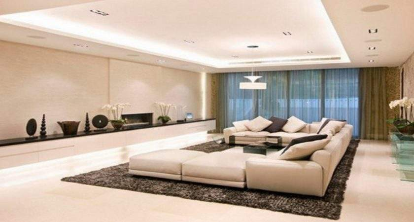 Ways Decorate Living Room Bloombety Simple