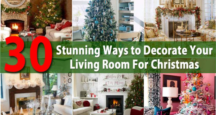 Ways Decorate Your Living Room
