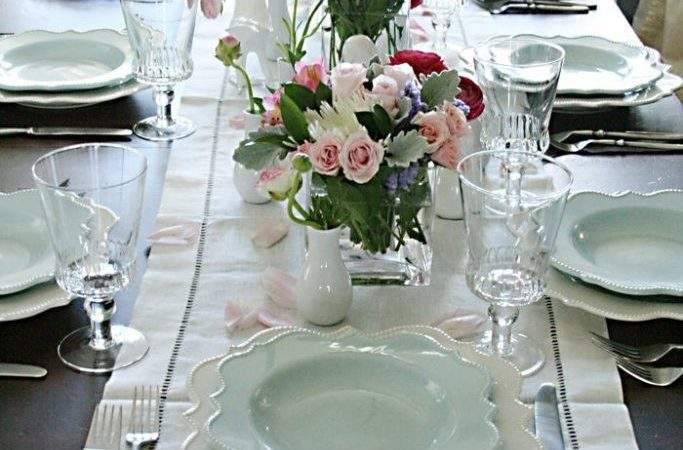 Weekends Home Easter Tablescapes House Harper