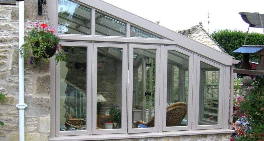 Well Designed Conservatory Listed Cottage