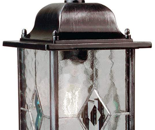 Wexford Traditional Hanging Outdoor Porch Lantern