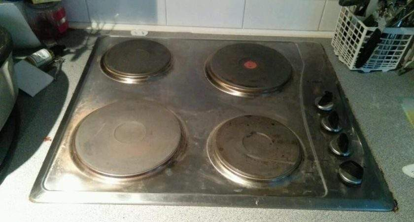 Whirlpool Ring Electric Fitted Cooker Hob Willenhall