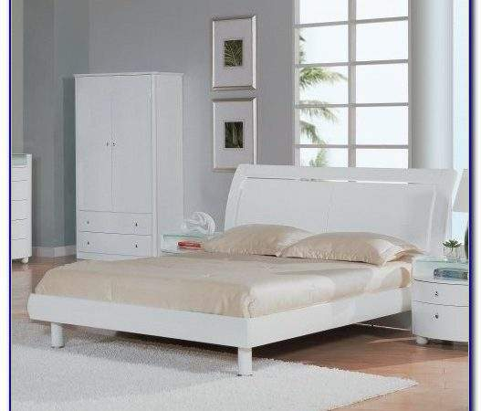 White Gloss Bedroom Furniture Sets Home