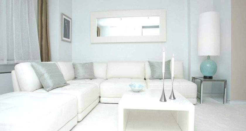 White Silver Living Room Doyouknow