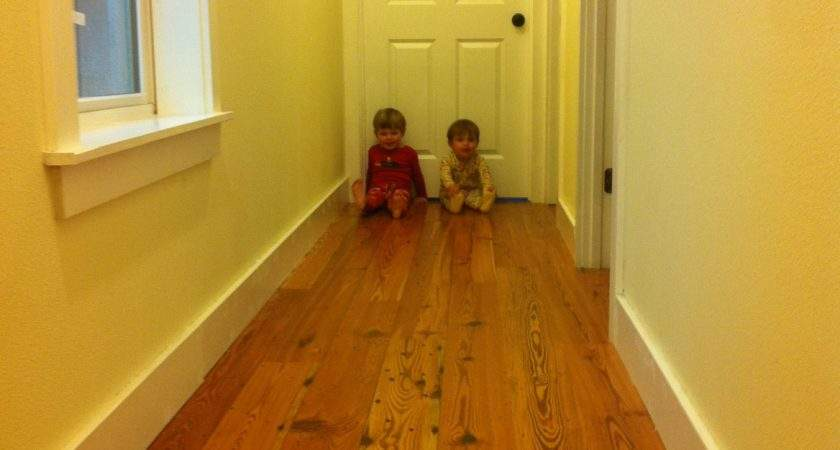 Why Boys Should Grow Hardwood Floors