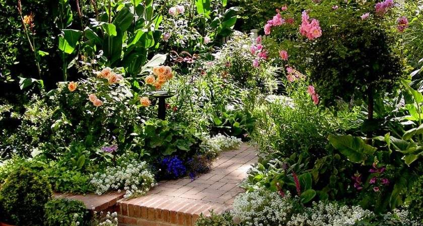 Why Plant Cottage Garden Anywhere Earth