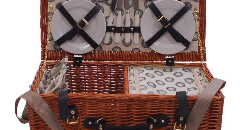 Wicker Tiffin Boxes Best Picnic Hampers