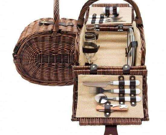 Willow Picnic Hamper Mollie Fred Hampers