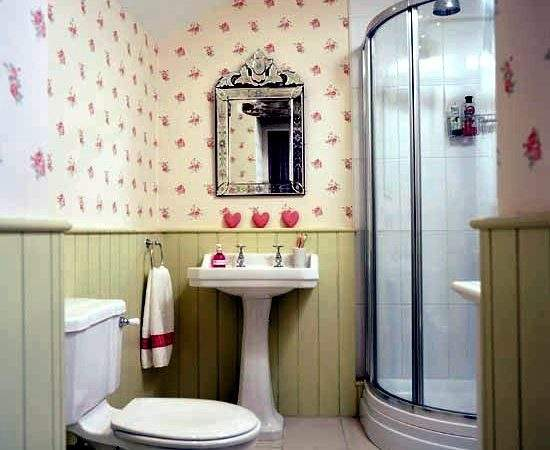 Without Bathroom Tiles Ideas Wall