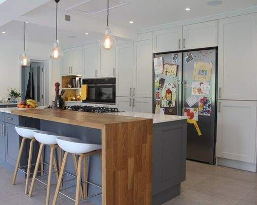 Wood Breakfast Bar Houzz