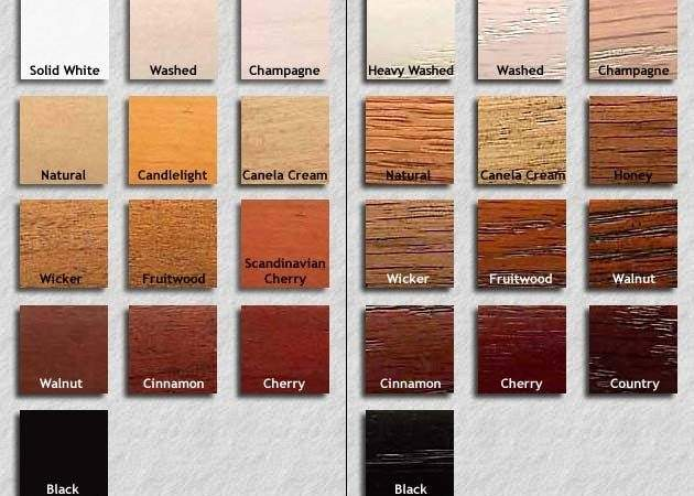 Wood Colors Furniture Web Value