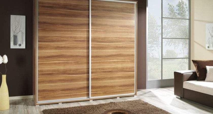Wood Sliding Closet Doors Bedrooms Decor Ideasdecor