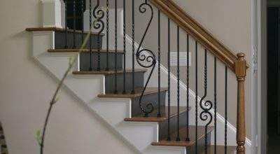 Wood Stairs Installation Cost Repair
