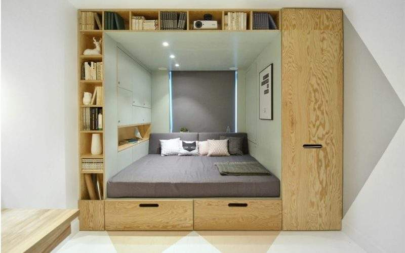 Wooden Bedroom Designs Envy